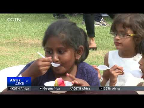 Uganda Diwali Festival: Indian community celebrates the food festival with song and dance