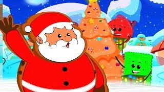 Giáng sinh đang đến | Giáng sinh vui vẻ | bài hát giáng sinh cho trẻ em | Christmas Is Coming
