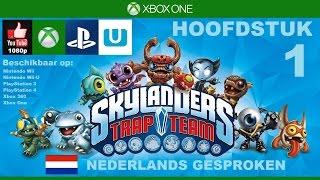 Skylanders Trap Team - Hoofdstuk 1 - Frisdrankbronnen - Nederlands [Xbox One]