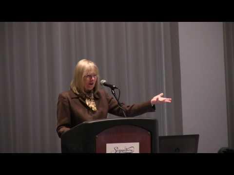 Sarah Bednarz's Past President's Address and Presidential Achievement Award Presentation