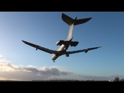 RAF Brize Norton 4th December 2012