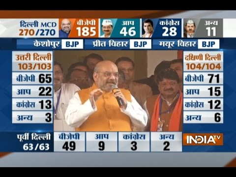 West Bengal: BJP Chief Amit Shah speaks to media in Kolkata