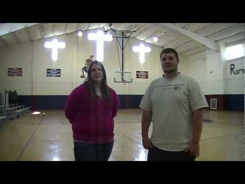Virtual Tour of Mountain View Christian Academy Part 1