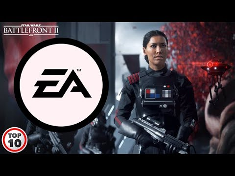 Top 10 Video Game Franchises That EA Killed