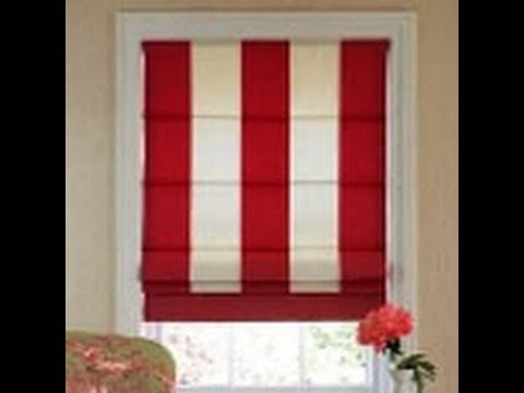 No Sew Roman Shades Fabrics Suppies Hardware