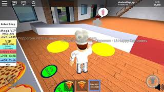 Roblox.pizzaria #2 parte
