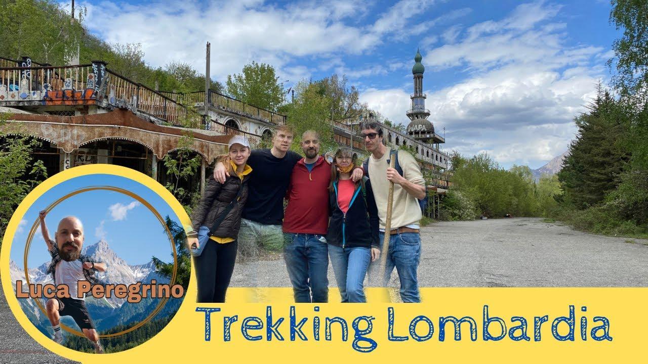 Trekking al paese fantasma di Consonno ma Marco è scomparso nel bosco. Lombardia