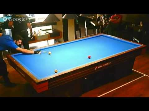 Dynamic Tournament Billiards