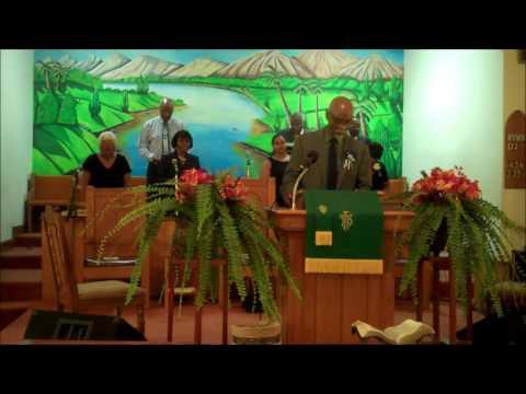 Charles Howard 8th Pastoral Anniversary