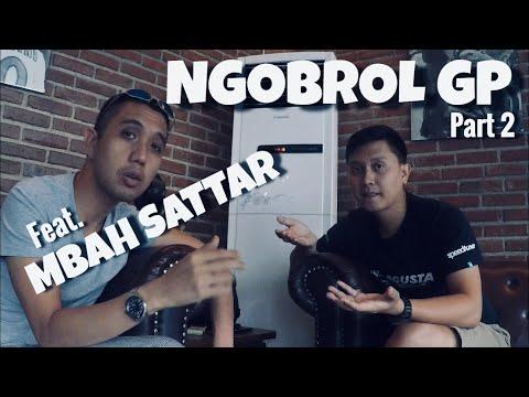 "MARQUEZ BAKAL ""BANTING STIR?"" FANS ROSSI GAUSAH NONTON| NGOBROL GP FT. MBAH SATTAR Part.2"