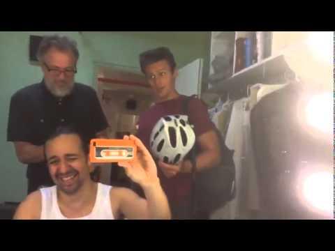 Jonathan Groff singing a Schuyler tune AS
