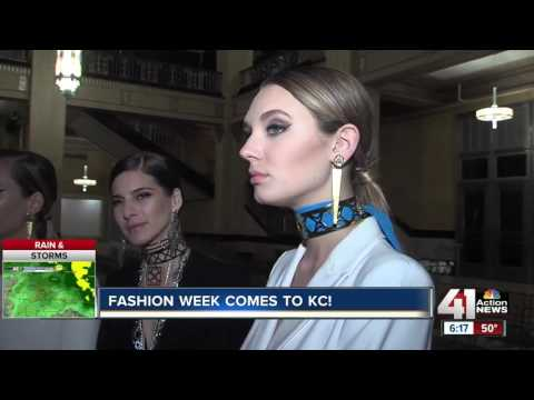 Fashion Week comes to Kansas City