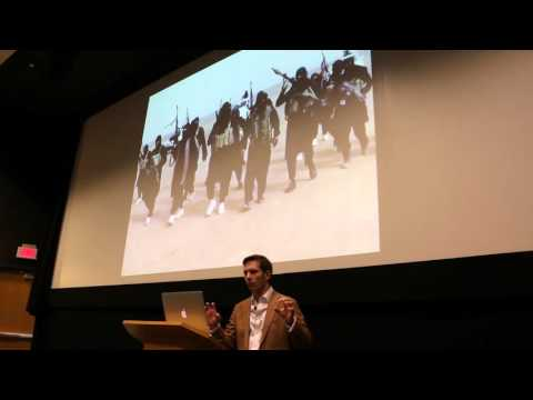 Marcus Weisberger speaks at University of New Hampshire