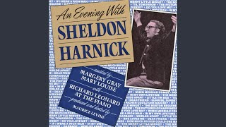 An Evening With Sheldon Harnick