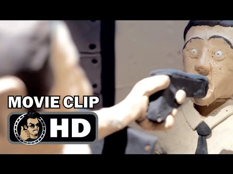 THE BELKO EXPERIMENT Claymation Spot (2017) James Gunn Horror HD