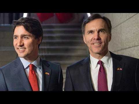 Panama Paper style tax evasion alive and well in Trudeau's Liberal government