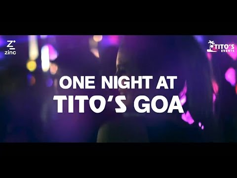 Titos Goa: the most famous and popular nightclub in Goa