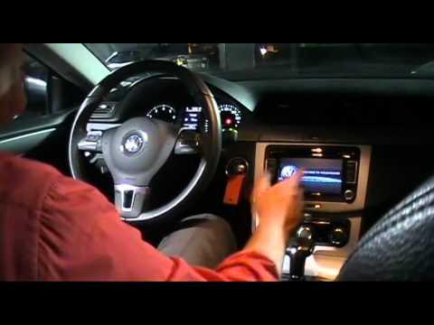 Rockaway NJ - VW Nights under the Lights with Ken Beam at Douglas Volkswagen - 2010 VW CC Sport