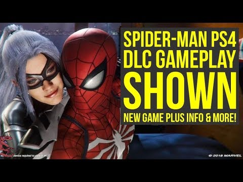 Spider Man PS4 DLC Gameplay REVEALED, New Game Plus This Week & More (Spiderman PS4 DLC)