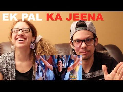Ek Pal Ka Jeena American Reaction!