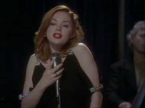 Paige sings fever on Charmed
