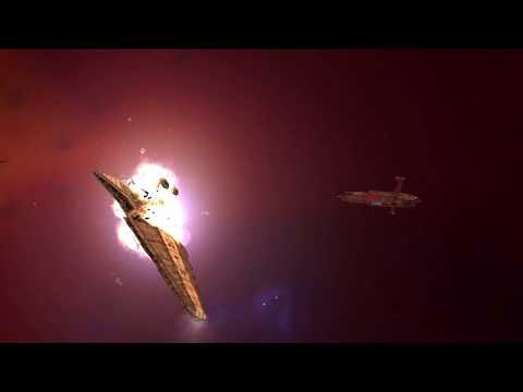 PROVIDENCE WARSHIP vs VENATOR STAR DESTROYER - Star Wars Warlords!