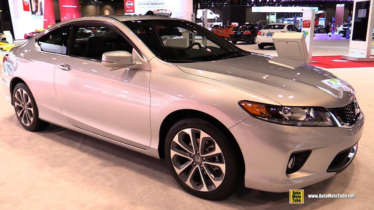 2015 honda accord ex l v6 coupe exterior and interior. Black Bedroom Furniture Sets. Home Design Ideas