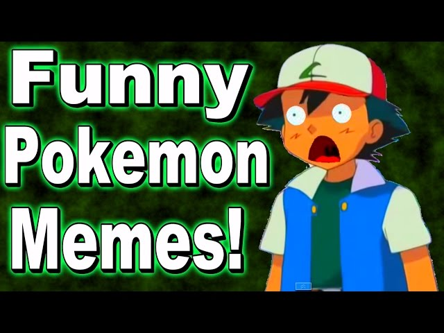 Funny Pokemon Pictures and Memes - Pokemon Hilarious Meme Compilation!