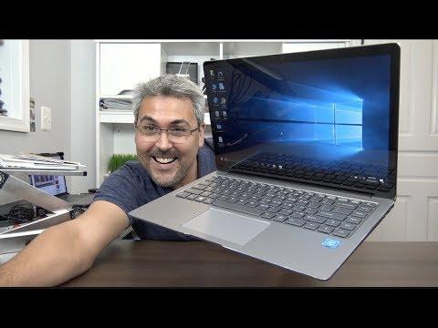 Está Laptop si que es de calidad, buena y de bajo valor Chuwi LapBook Air