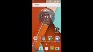 Aplicacion para guardar notas y textos copiados en Android