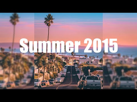 Songs That Will Bring You Back To Summer 2015