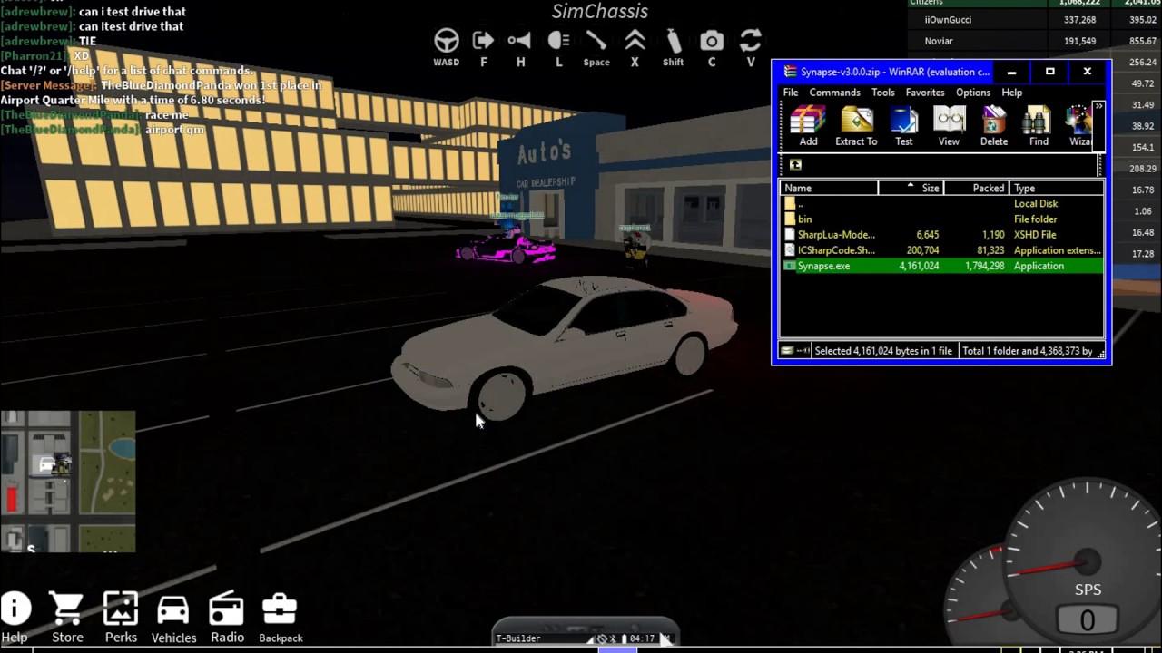 Roblox Vehicle Simulator Money Script Patched Youtube - script roblox vehicle simulator