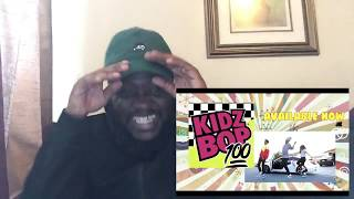 If Kidzbop did rap | Reaction