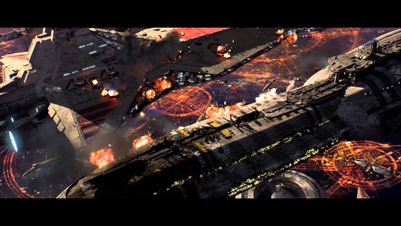 Star Wars EPIC Battle Montage - YouTube