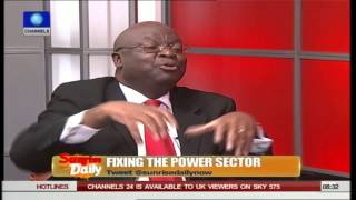 Energy Technologist Advises Nigeria To Focus On Electricity Distribution PT3 05/05/15