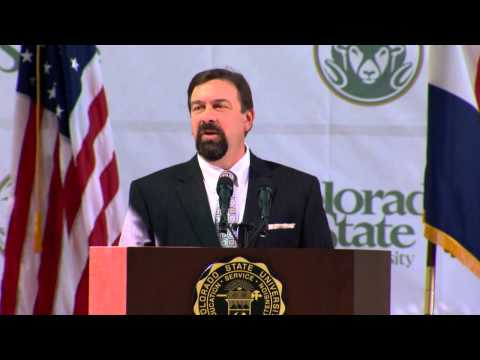 2015 Colorado State University Fall Address