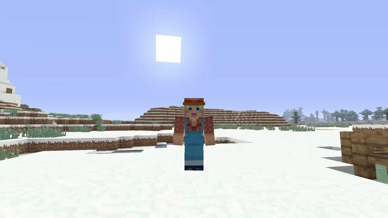 Minecraft : Announcement - YouTube