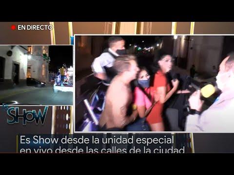 Download Las chicas tienen terrible accidente en la calle   Es Show