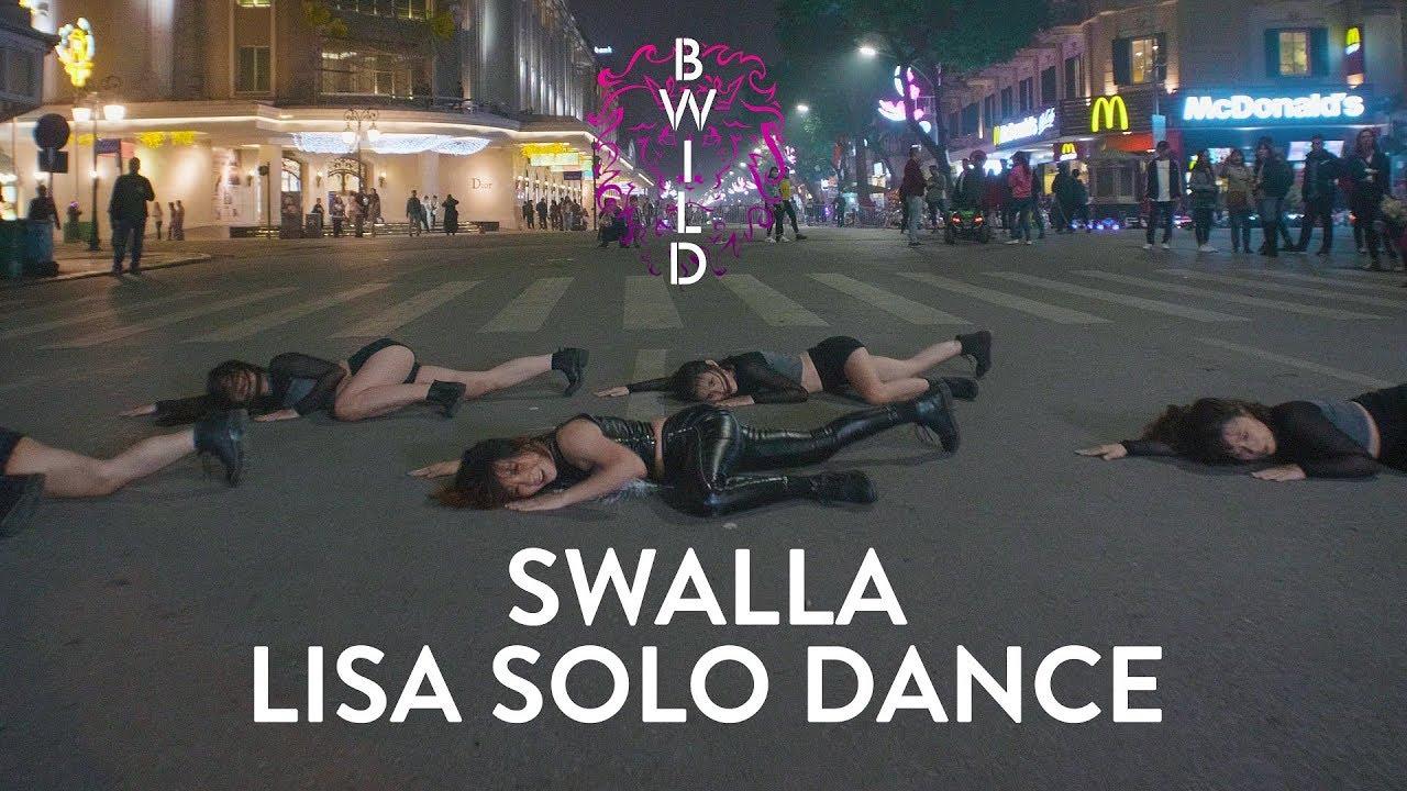 [DANCING IN PUBLIC] LISA BLACKPINK SOLO - Swalla Dance Cover By Keiisoo B-Wild From Vietnam