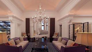 видео Дизайн интерьера квартир в неоклассическом стиле