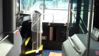 NEW 2012 RTS UF GATOR HYBIRD BUS