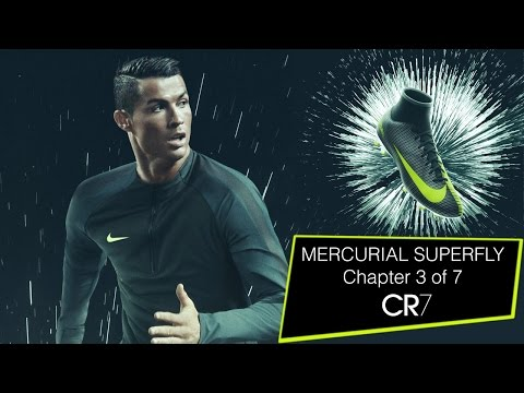 CR7 Chapter 3 DISCOVERY | The new football boots for Cristiano Ronaldo