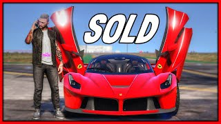 GTA 5 Roleplay - I Visit Biggest 'Ferrari' Collection in City | RedlineRP #872