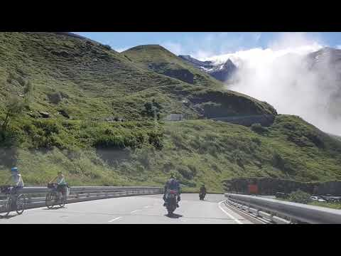 Grossglockner High Alpine Road - 60 FPS