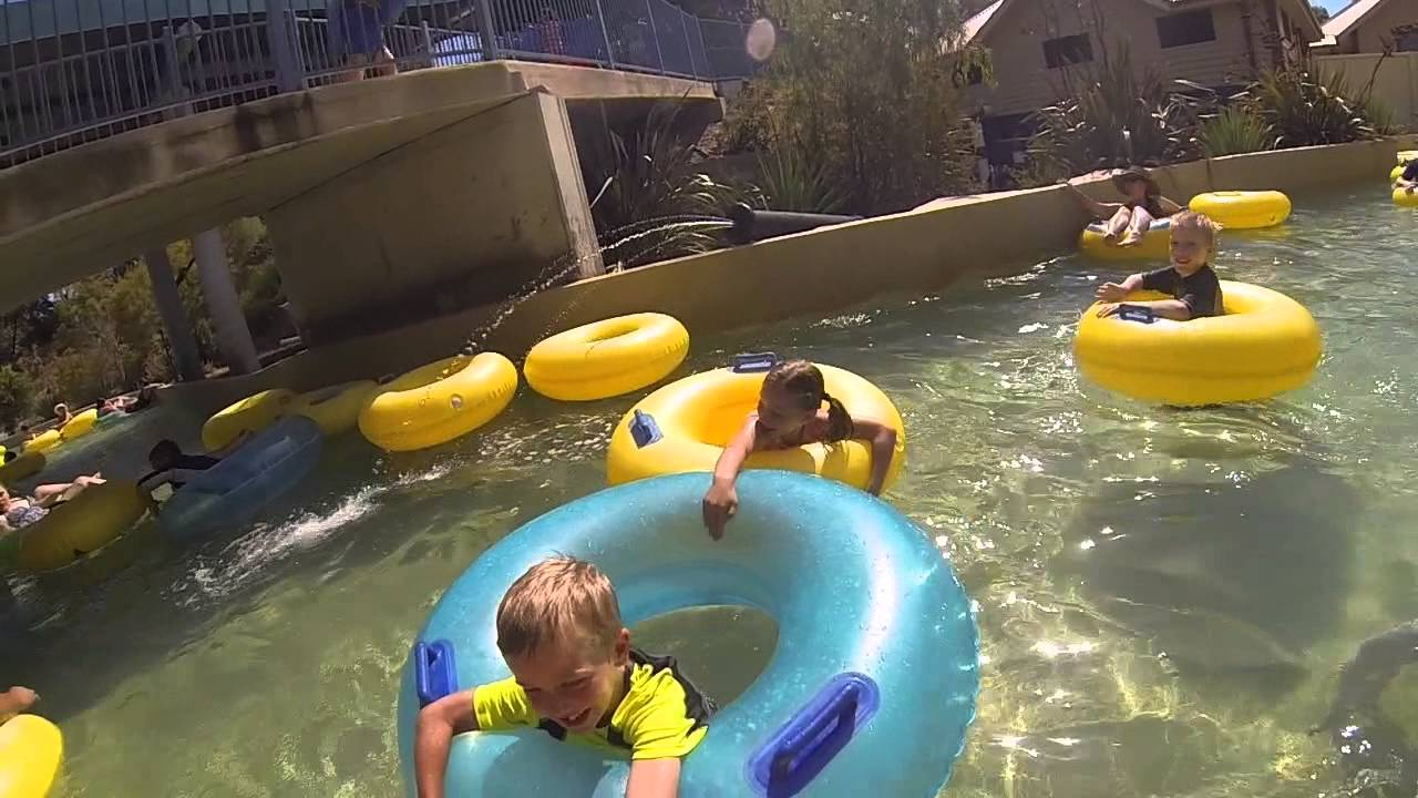Adventure Park Geelong Vic Australia January 2015 Youtube