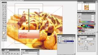 B4チラシを作る!商業チラシ制作講座。白紙から完成まで.mp4 thumbnail
