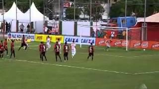 Serrano 1 x 4 Vitória - 09/02/14 - 1º jogo da 2ª fase do Baianão 2014