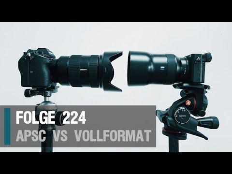 APSC vs Vollformat - ah-photo Video 224