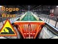 Rogue Wave created by Wave Generator