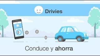 Drivies - Pon tu conducción en forma y ahorra en tu seguro de coche.